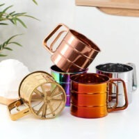Baking Hand Squeeze Flour Sifter