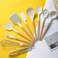 Kitchen Silicone cooking utensil set
