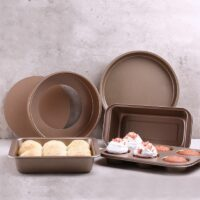 NON-Stick Baking Pan Set of 5