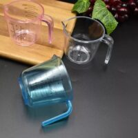 Transparent measuring Cup set