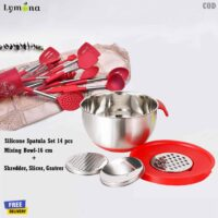 Stainless Steel Red Bundle